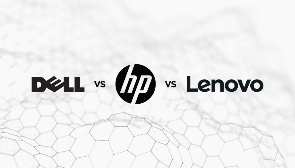 Dell vs HP vs Lenovo: Which is Right for SMBs?